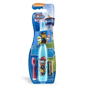 Paw Patrol Electric Toothbrush with Replacement Head & Battery