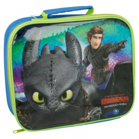 Rectangular Insulated Bag Dragons 3