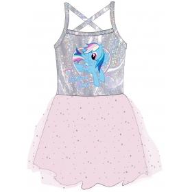 My Little Pony tulle dress