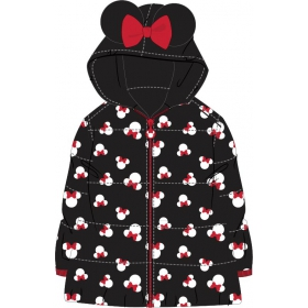 Minnie Mouse girls winter jacket
