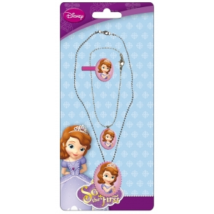 Princess Sofia jewelry set