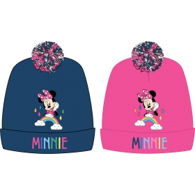 Minnie Mouse Autumn / winter girls hat