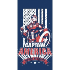 Avengers beach cotton towel