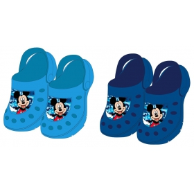 Mickey Mouse garden clogs