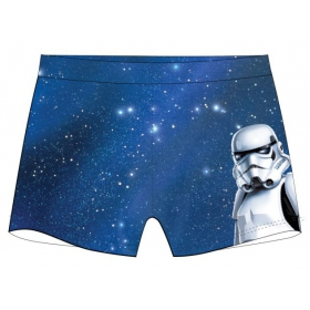 Star Wars swim shorts