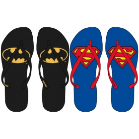 Batman vs Superman flipflops