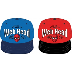 Spiderman baseball cap