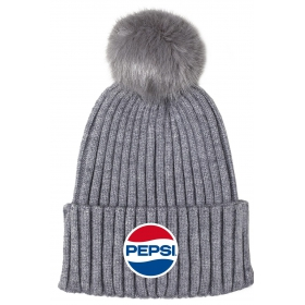 Pepsi girls winter hat