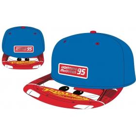 Cars boys' cap with a visor