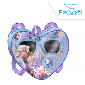 Frozen Hair accessories and sunglasses in bag