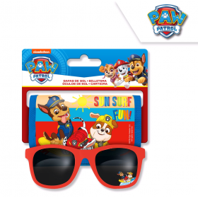 Paw Patrol wallet + sunglasses
