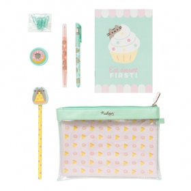 Pusheen papeleria foodie collection