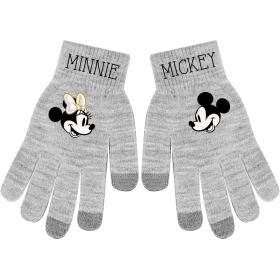 Minnie Mouse acrylic gloves