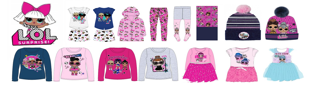 Lol Surprise wholesaler apparel