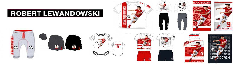 Robert Lewandowski merchansise apparel